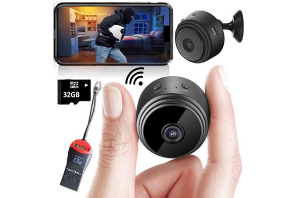 امکانات دوربین مدار بسته کوچک، ابزاری کوچک اما پر کاربرد
