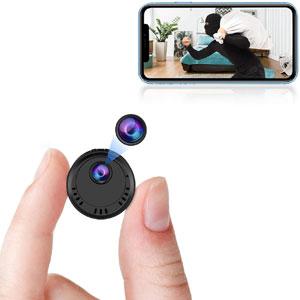 دوربین کوچک، دوربین مخفی ابزاری برای پیشگیری از سرقت