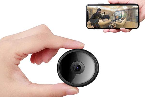 دوربین رم خور کوچک شارژی چه کاربردی دارد؟ یک دوربین مخفی کوچک شارژی