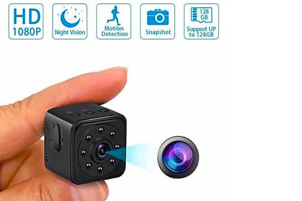 ویژگیهای دوربین ریز مخفی