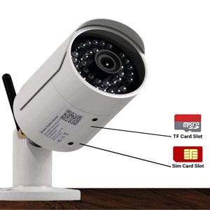 دوربین سیم کارتی چگونه کار میکند