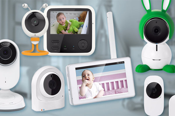 دوربین پرستار کودک