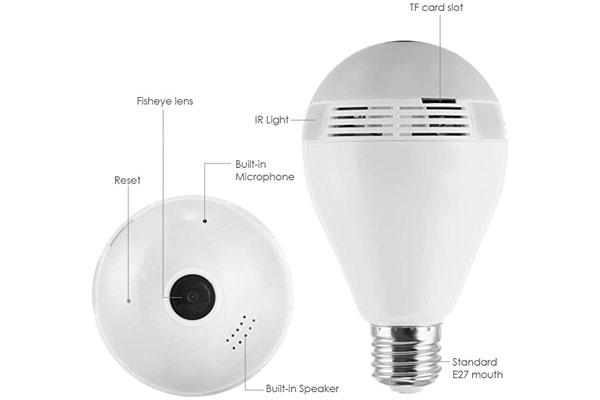 معرفی مارک بهترین دوربین لامپی