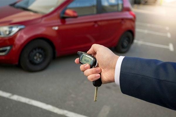 ریموت تصویری، ریموت بهترین دزدگیر ماشین ایرانی