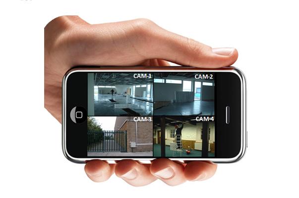 تنظیمات نرمافزاری برای نصب دوربین مدار بسته