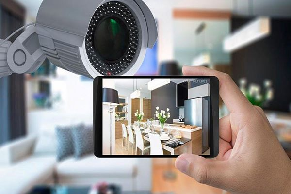 اتصال دوربین مدار بسته به موبایل