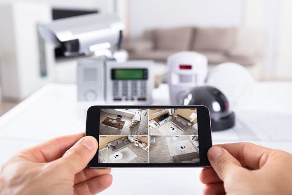 دزدگیر دوربین دار منزل چیست