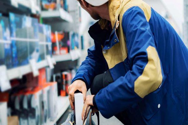جلوگیری از دزدی در مغازه
